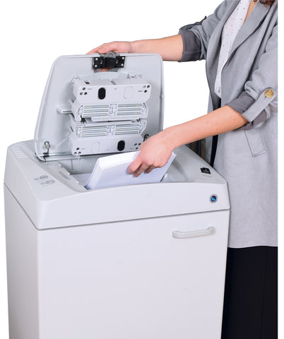 Image of KOBRA AF.2 Autofeed Compactor Cross Cut Paper Shredder