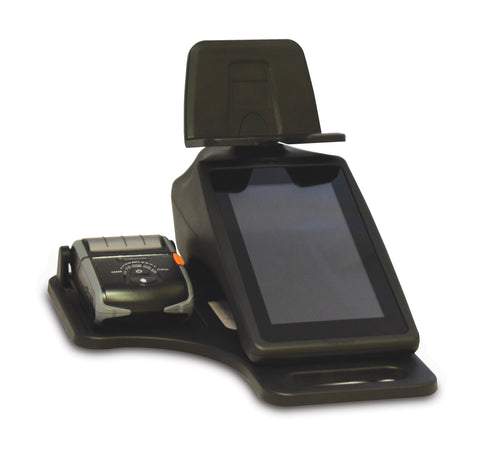 Image of Tellermate Touch 7000 Coin and Currency Scale (Touch Screen Technology)