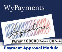 Image of Wycom WyPayments Payment Approval Module