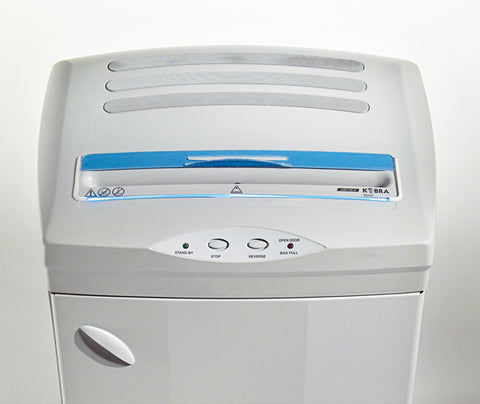 KOBRA 390 S5 Strip Cut Paper Shredder
