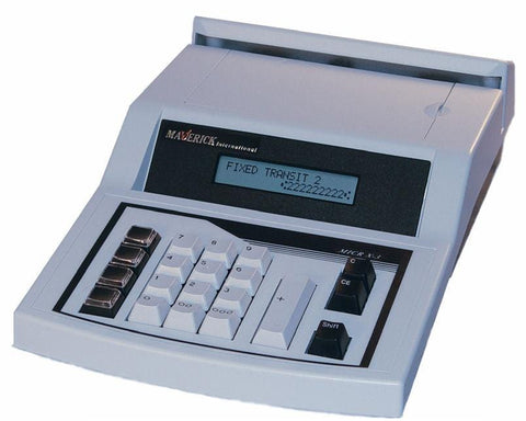 Maverick MX-3 Check Encoder