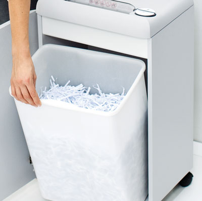 Destroyit 2465 Cross Cut Paper Shredder