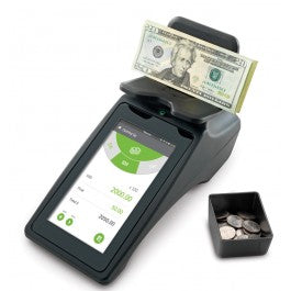 Tellermate Touch 7000 Coin and Currency Scale (Touch Screen Technology)