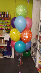 Get Well Soon - Bunch of 10 Latex (Girls)