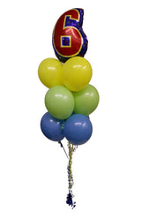 Birthday Bouquet Children's - Multi Color Jr. Shapes