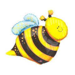 "Bumble Bee SuperShape - 25"" Foil Balloon"