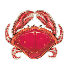 "Crab SuperShape - 30"" Foil Balloon"