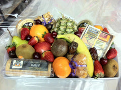 Fresh Fruit & Cheese Trays