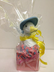 It's A Girl - New Born Jemima Puddleduck Gift Box