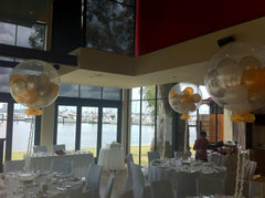 3 Foot Stuffed Latex Balloons