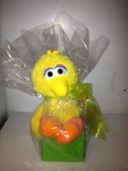 Sesame Street Mini Big Bird Gift Box