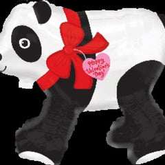 Panda Bear Happy Valentine's Day! - Air Walker