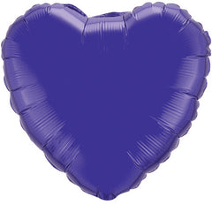 "Decorator Foil - 18"" Quartz Purple Heart"