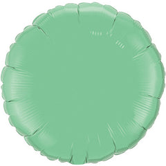 "Decorator Foil - 18"" Wintergreen Round"