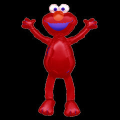 Elmo - Air Walker