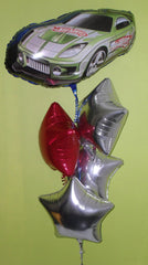 Hot Wheels Racing Car Bouquet