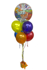 Thank You Bubble Bouquet