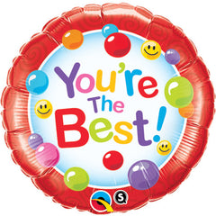 "You're The Best - 18"" Foil Balloon"