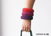 DIY Kit: Knit Bangle / Tutorial & Webstuhl