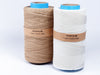 Large Bobbin:  Medium Paper Twine - White
