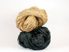 PaperPhine: Paper Raffia in Black and Natural