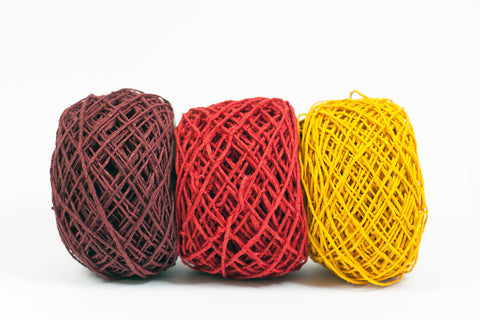 PaperPhine: Handmade Paperyarn - Paper Twine - Paperstring - Papertwine - Paper Yarn - DIY Crafts Giftwrap