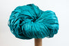 PaperPhine: Paper Raffia in Teal and Fresh Green - Paperyarn