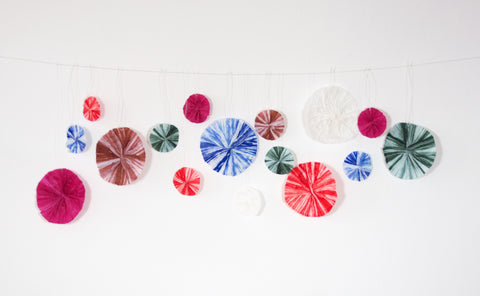 DIY Kit: Paper Circles - Garlands, Decorations & More
