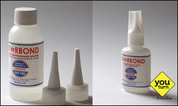 Starbond Super Glue (cyanoacrylate)