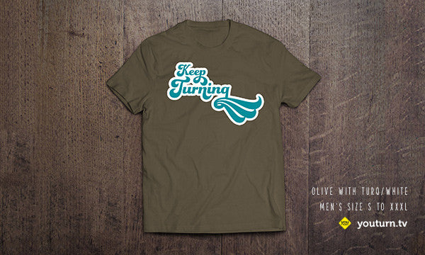 Keep Turning T-Shirt