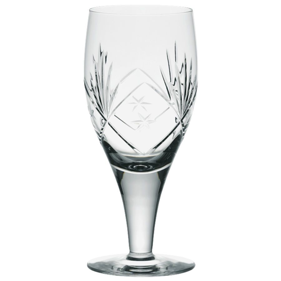 Hand-crafted Beer glass/goblet 13 fl oz