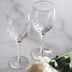 Hand-Crafted White Wine Glass 30cl - Finn
