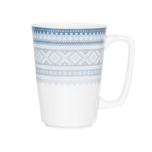Maud Mug 2pk - 26cl LIGHT BLUE w/gift box - MARIUS - FromNorge.Com