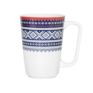 Buy Traditional Maud Mug 2pk - 26cl BLUE w/gift box - MARIUS - FromNorge.Com