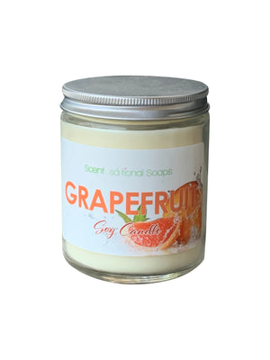Grapefruit Soy Candle