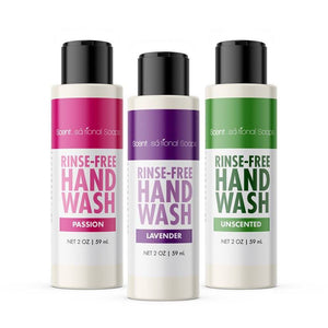 Rinse Free Hand Wash - Bundle