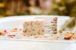 Moroccan Mint Soap