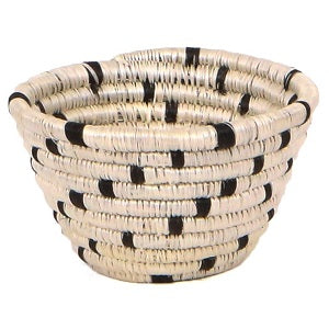 Tiny Catch-All Handwoven Basket
