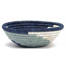 Load image into Gallery viewer, Silver Blue Unity Small Basket