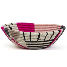 Load image into Gallery viewer, Vivid Viola Biko Large Basket