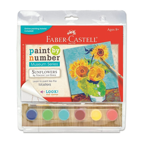 Sunflowers Paint By Number