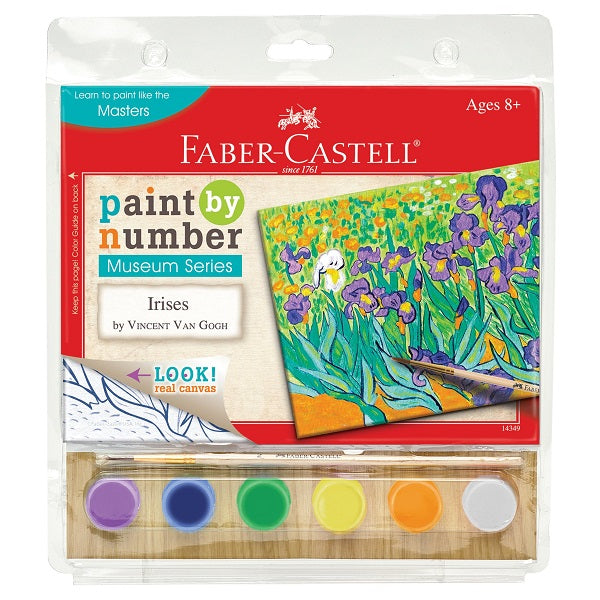 Irises Paint By Number