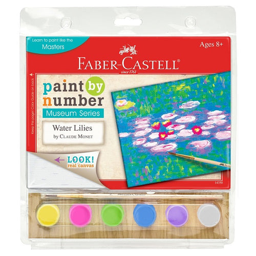 Water Lilies Paint By Number
