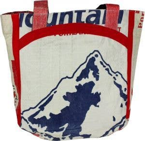Mountain Cement Book Bag