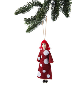 Yayaoi Kusama Ornament