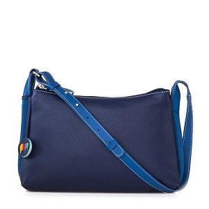 Lima Navy Shoulder Bag