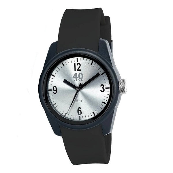 Womens 40Nine Basic Silver Watch
