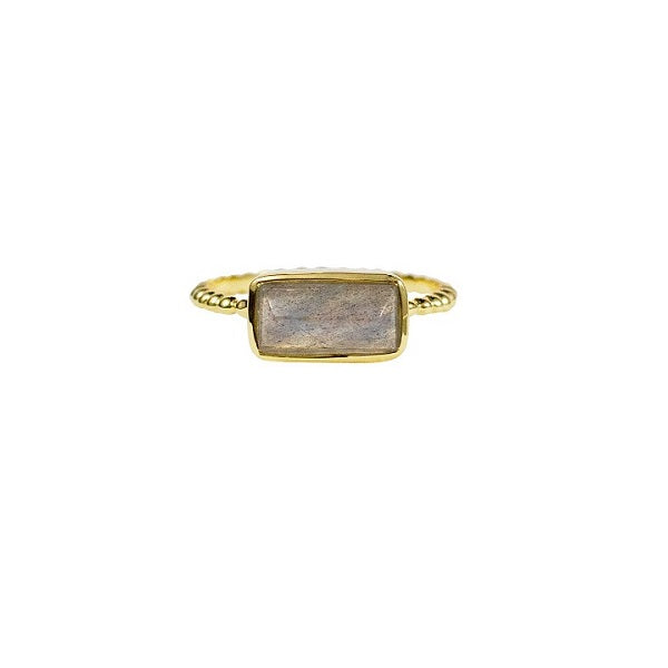 Labradorite Core Ring
