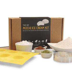 DIY Mochi Ice Cream Kit