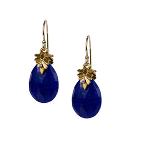 Lapis Lombard Earrings